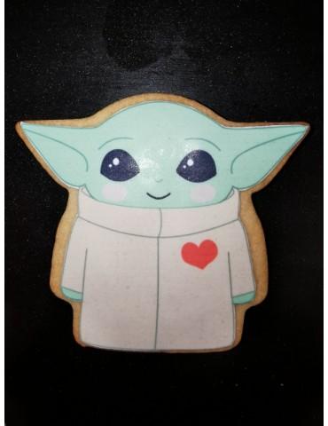 Galleta baby Yoda