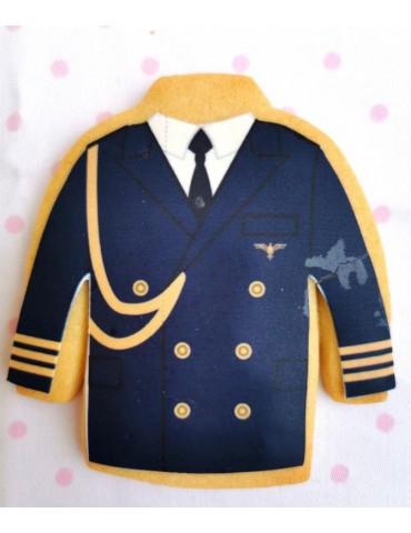 Galletas chaqueta Comunión
